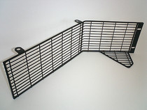 Wire safety guards and grills